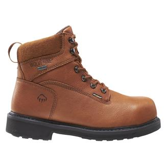 "Wolverine 6"" Durashocks GTX CT Brown"