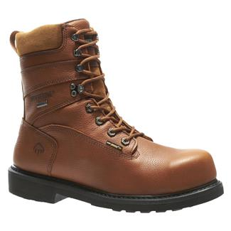 "Wolverine 8"" Durashocks GTX CT Brown"