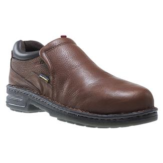 Wolverine Marcum Opanka Slip-On ST Brown