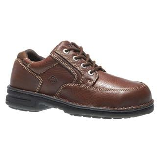 Wolverine Durashocks Opanka Oxford ST Maple / Dark Brown
