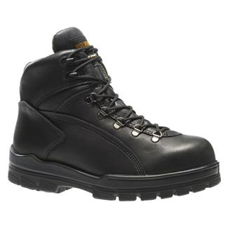 "Wolverine 6"" Durashocks Hiker ST WP Black"