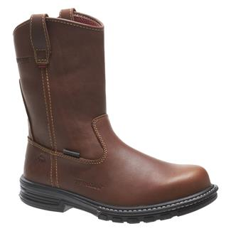 "Wolverine 10"" Meteor ST WP Brown"