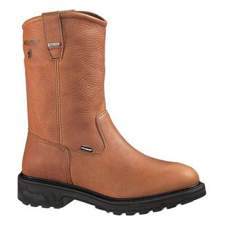 "Wolverine 10"" Durashocks Wellington GTX Brown"