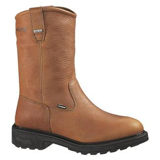 "Wolverine 10"" Durashocks Wellington GTX ST Brown"