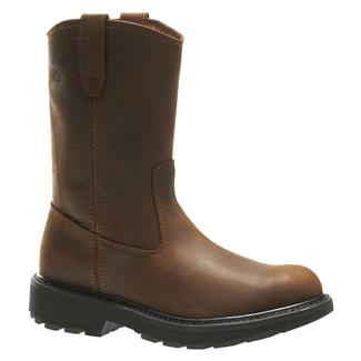 "Wolverine 10"" Wellington Brown"