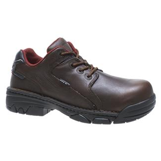 Wolverine Falcon Oxford CT Brown