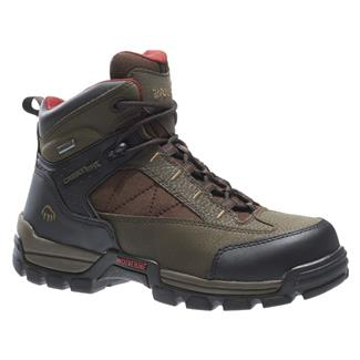 "Wolverine 6"" Amphibian GTX CT Brown"