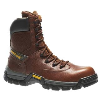 "Wolverine 8"" Guardian CT Brown"