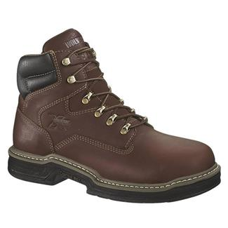 "Wolverine 6"" Darco ST WP Brown"