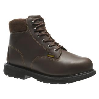 "Wolverine 6"" Cannonsburg ST Brown"