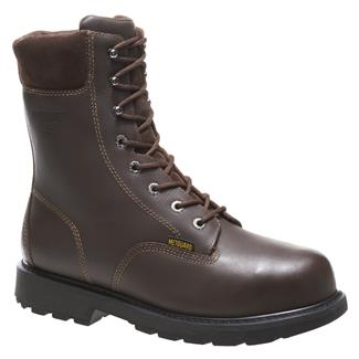 "Wolverine 8"" Cannonsburg ST Brown"