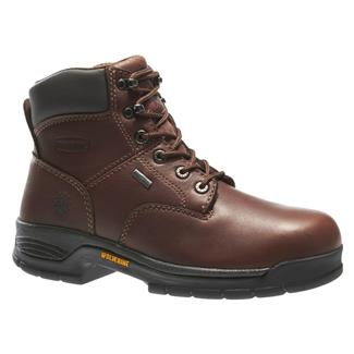 "Wolverine 6"" Harrison GTX Brown"