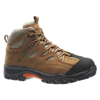 Wolverine Durant Hiker ST WP Light Brown / Orange