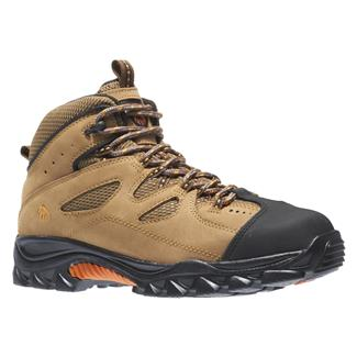 Wolverine Hudson Hiker ST Brown