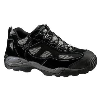 Wolverine Athletic Low ST Black