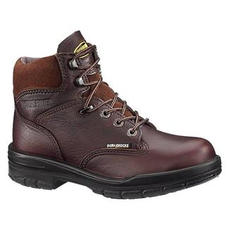 "Wolverine 6"" Performance Leather Work ST Brown"