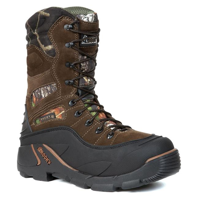 "Rocky 9"" Blizzard Stalker Pro 1200G WP Brown / Mossy Oak Break-Up"