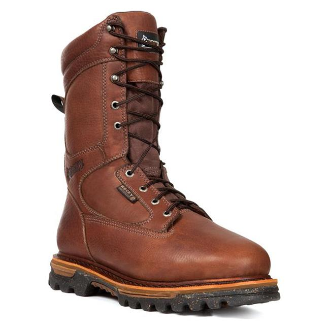 "Rocky 10"" RidgeStalker 2000G WP Brown"