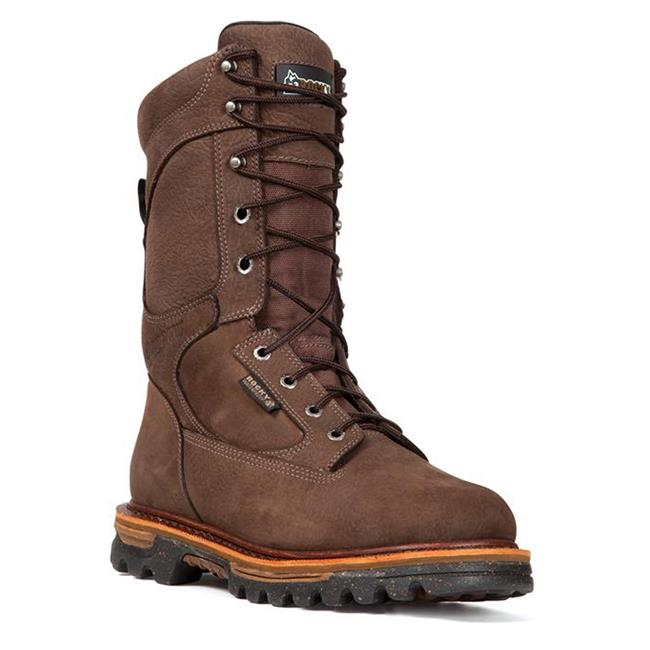 "Rocky 10"" RidgeStalker 600G WP Brown"