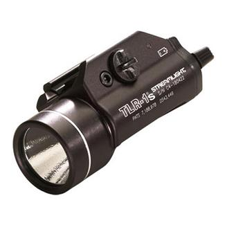 Streamlight TLR-1S Rail Mounted Tactical with Strobe Black