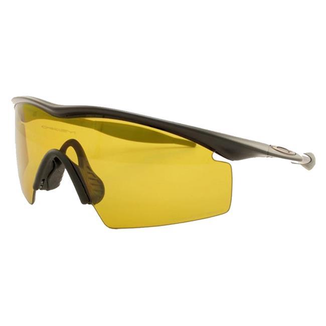 Oakley SI M-Frame Strike Amber Polarized Black