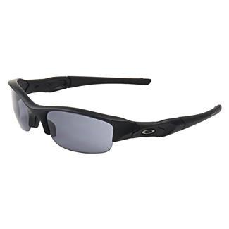 Oakley SI Flak Jacket Black (frame) - Gray (lens)