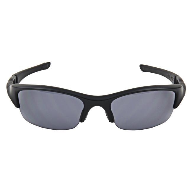 Oakley SI Flak Jacket Gray Black