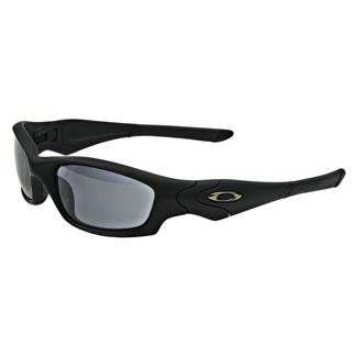 Oakley SI Straight Jacket Black (frame) - Gray (lens)