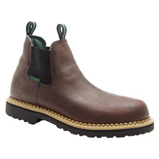 Georgia Giant High Romeo WP Soggy Brown