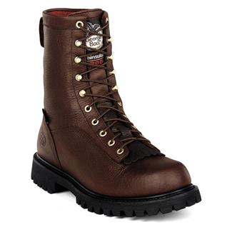"Georgia 8"" Low-Heel Logger GTX WP 200G Tumbled Chocolate"