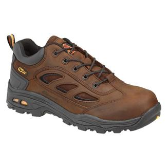 Thorogood VGS Sport Oxford CT SD Rocky Brown