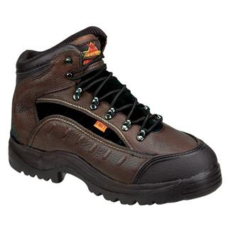 "Thorogood 6"" I-Met Hiker ST Dark Brown / Black"