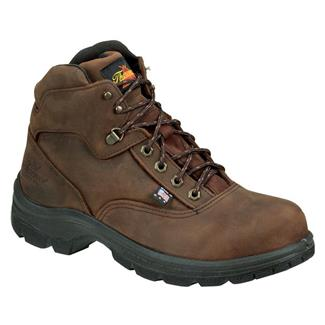 """Thorogood 6"""" American Heritage Signature Sport Hiker Leather ST Dirty Brown"""