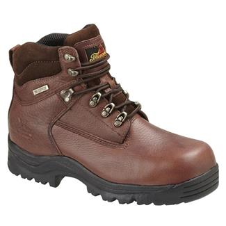 "Thorogood 6"" Boxer Oblique Hiker CT WP Brown"