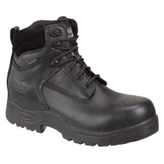"Thorogood 6"" Semi-Oblique Hiker CT WP Black"