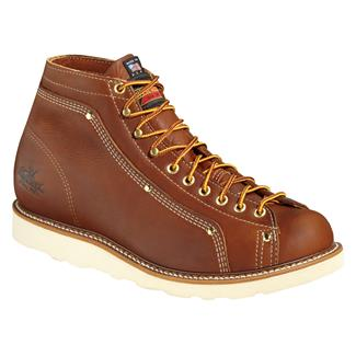 Thorogood Lace-To-Toe Roofer Tobacco