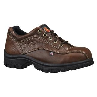 Thorogood American Heritage Signature Double Track Oxford ST Root Beer Old West