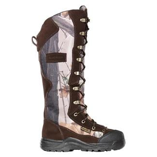 Youth LaCrosse Venom Snake Boots SZ WP Brown / Camouflage