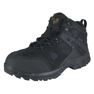 "Golden Retriever 6"" Hiker CT WP Black"