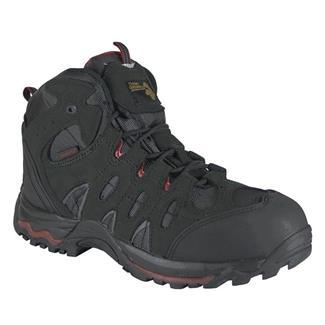 "Golden Retriever 6"" Hiker CT WP EH Black"