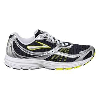 Brooks Launch Black / Silver / Yellow