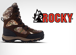 Rocky Hunting Boots