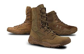 Coyote Tan Military Boots