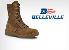 Belleville Military Boots