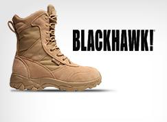 Blackhawk Military Boots