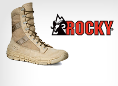Rocky Military Boots