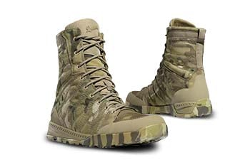 Multicam Military Boots