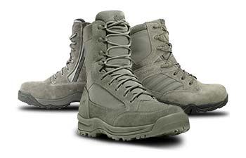 Sage Military Boots