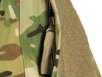 Upper Sleeve Pocket'
