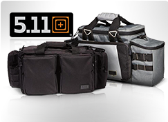 5.11 Tactical Range Bags